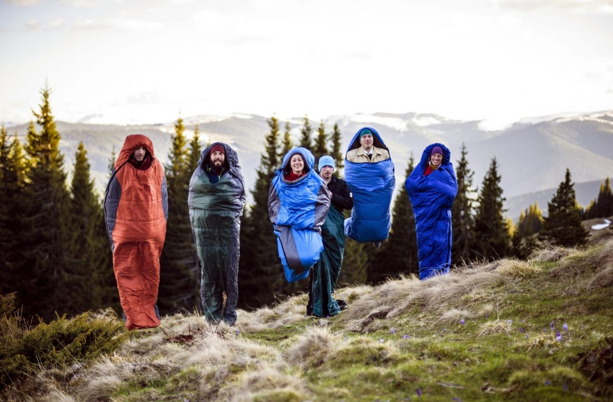 A Sleeping Bag Buying Guide